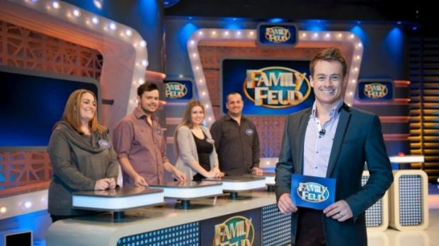 Family fun: Grant Denyer says the new version will be faithful to the popular format in which families come up with some ...
