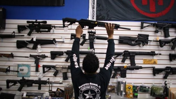 The law allows for guns in churches and parts of airports, and authorises school districts to allow teachers to carry ...