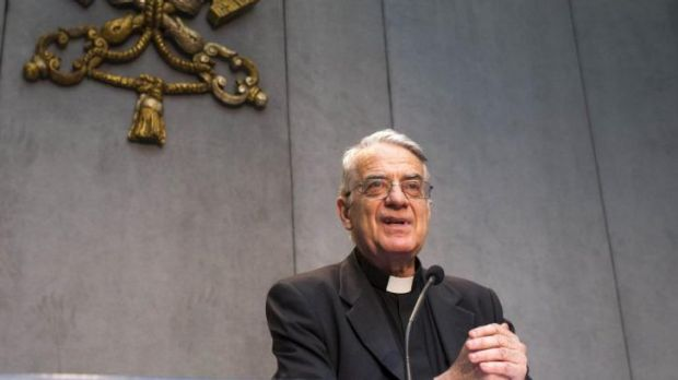 'It was clearly not a public relations event': Vatican spokesman Reverend Federico Lombardi answers questions on the ...