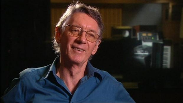 Australian music producer Peter Dawkins.