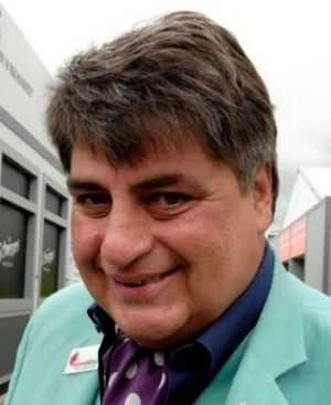 The Wacky One: Matt Preston.