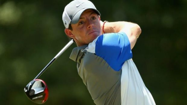 Eventful year: Rory McIlroy at the 2014 US Open.