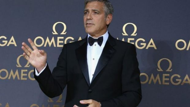 """Criminal"" lies: George Clooney speaks out against the Daily Mail"