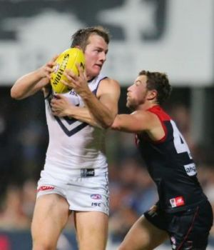 Michael Apeness seems to have shored up a forward role with Fremantle.
