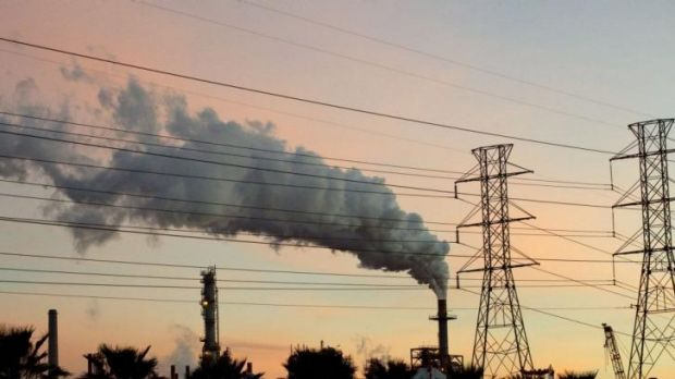 Carbon crunch time for some industries.
