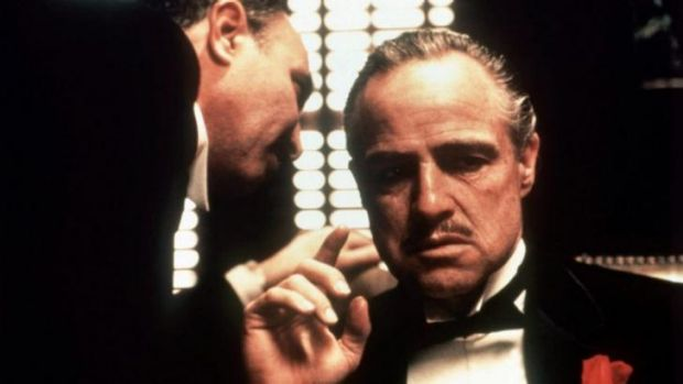 The Hollywood Reporter listed <i>The Godfather</i> as the top film of all time.