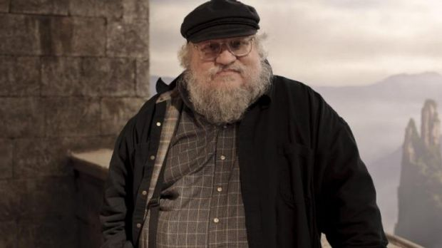 George RR Martin is not happy with fans questioning his ability to finish his fantasy series.