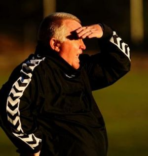 Tuggeranong United coach Steve Forshaw doesn't know what to expect from Canberra FC in today's match.