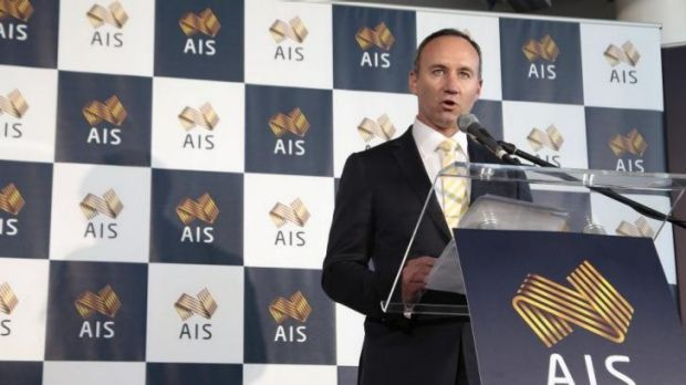 Tough love: AIS director Matt Favier said the Pararoos did not have a case for funding on merit.