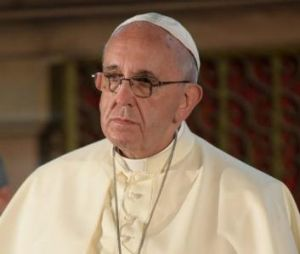 Pope Francis reportedly said 2 per cent of priests were paedophiles.
