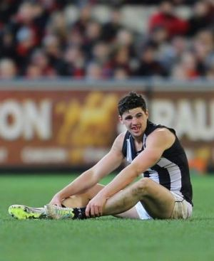 Collingwood skipper Scott Pendlebury.