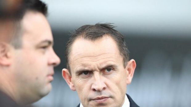 Steadfast: Chris Waller's mind is not on breaking his own mark for most wins in a season.