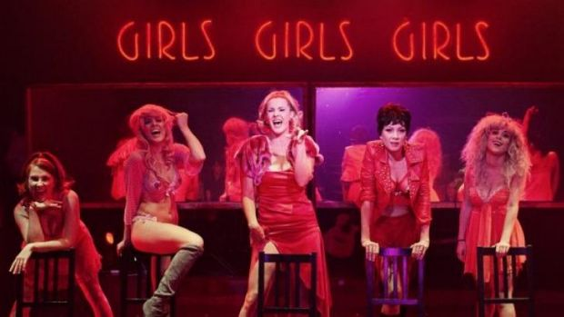 Sweet success for Sweet Charity at the 2014 Helpmann Awards