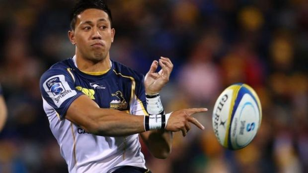 This just got real: For every kick he misses, Christian Lealiifano will have to buy Brumbies skipper Ben Mowen two ...