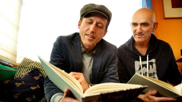 Artist David Frazer has released a handmade book limited to 20 editions based on the lyrics Paul Kelly.