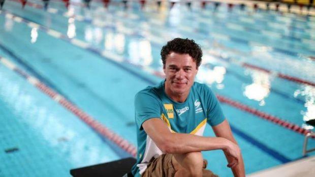 Swimming Australia national head coach Jacco Verhaeren.