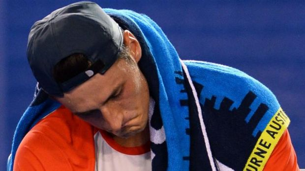 Deal terminated: Bernard Tomic.