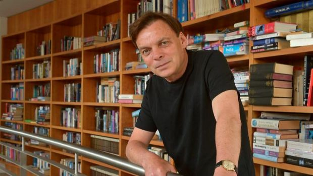 Graeme Simsion gets a boost from Gates