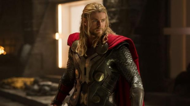 Gender bend ... Marvel's Thor (played by Chris Hemsworth in the movie franchise) is set to become a woman in the comics.