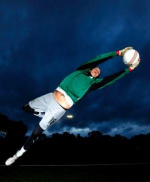 Injury blow: Canberra United keeper Lydia Williams.