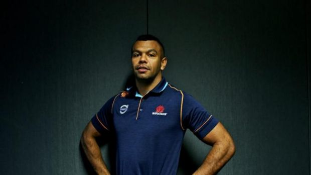 Looking ahead: Kurtley Beale.