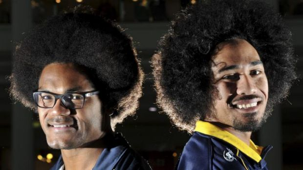 for ACT Brumbies wingers Henry Speight and Joe Tomane, there is a lot to be said for the do, not the least of which is ...