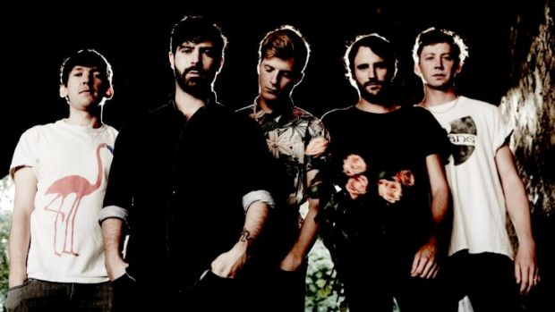 Foals will bolt to Australia to play at Spendour in the Grass on July 26.