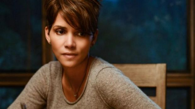 Halle Berry in <i>Extant</i>.
