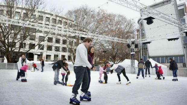 It's the last weekend of Skate in the City in Garema Place, with a big lineup of events.