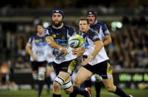 The Brumbies face the Chiefs at GIO Stadium in the first round of finals.