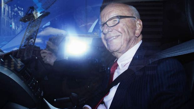 Rupert Murdoch's initial offer was rejected by Time Warner, owner of Warner Brothers.