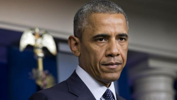 US President Barack Obama offered any assistance possible.