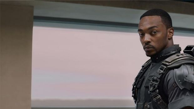 Sam Wilson (who was played in <i>Captain America: The Winter Soldier</i> by Anthony Mackie) will suit up as the new ...