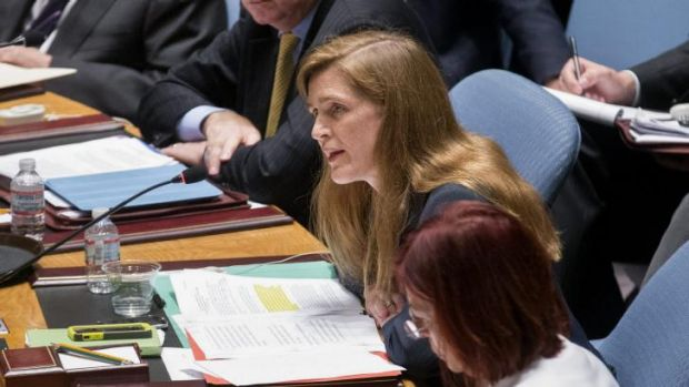 "United States UN Ambassador Samantha Power: ""We cannot rule out Russian technical assistance."""