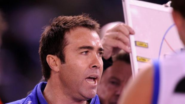 Brad Scott can't figure out why his North side is so inconsistent.