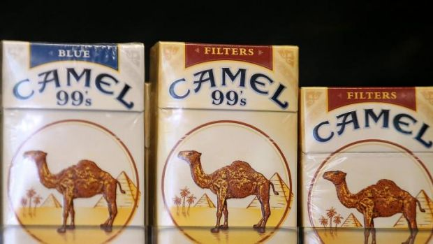 "Alleging ""grossly excessive"" damages: R. J. Reynolds Tobacco Company, whose brands include Camel cigarettes, has ..."