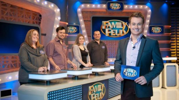<i>Family Feud</i>, among other hit-rating shows, has revived Channel Ten with the station counting double-digit prime ...