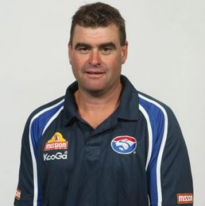 Bulldogs development coach Chris Maple is hopeful Clay Smith has copped a tweak to his knee.