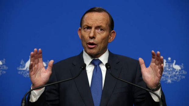 Prime Minister Tony Abbott says he is taking advice on whether the downing of flight MH17 would be classified as a ...