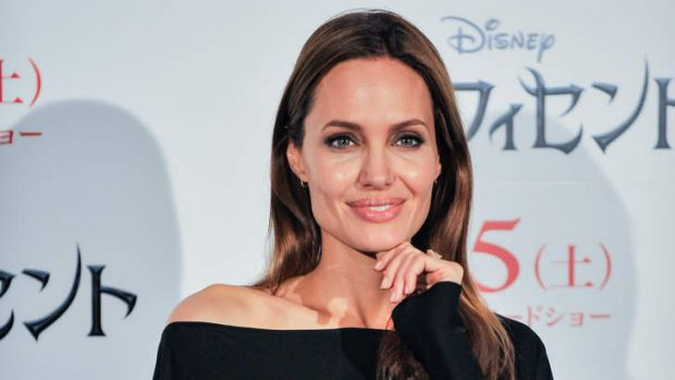 Angelina Jolie ... one of the reasons Yao Chen was inspired to accept the role of UNHCR Goodwill Ambassador in China.