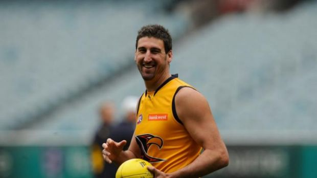 Dean Cox was a six-time All Australian and one of the game's great modern ruckmen.