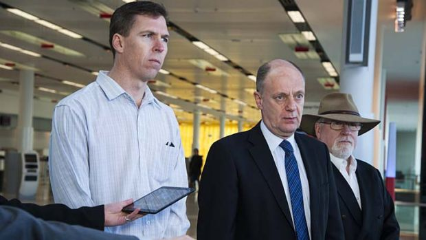 """It's quite possible there'll be no quick response to this"": Australian Transport Safety Bureau Chief Commissioner ..."
