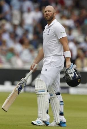 Matt Prior is out, and he may not return.
