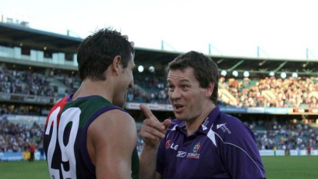 Matthew Pavlich says Mark Harvey's 2011 sacking was a shock but just part of life.