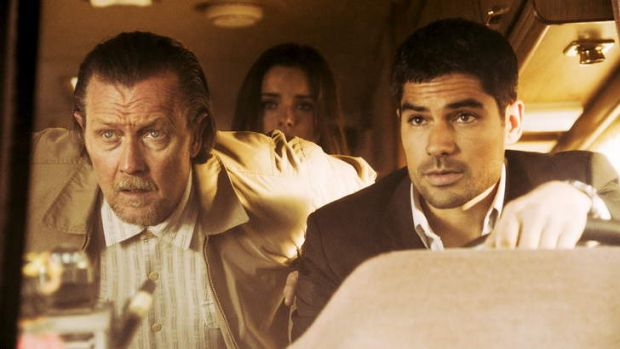 Slow going: <i>From Dusk till Dawn</i>.