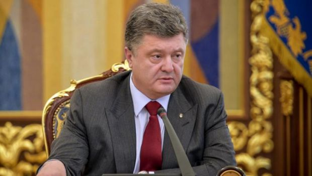 Ukrainian President Petro Poroshenko is frustrated that the world is slow to declare the Malaysia Airlines MH17 a ...