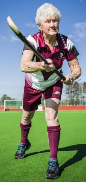 Marie Larsen turns 80 on Friday and has been certified by the Guinness Book of Records as the world's oldest female ...