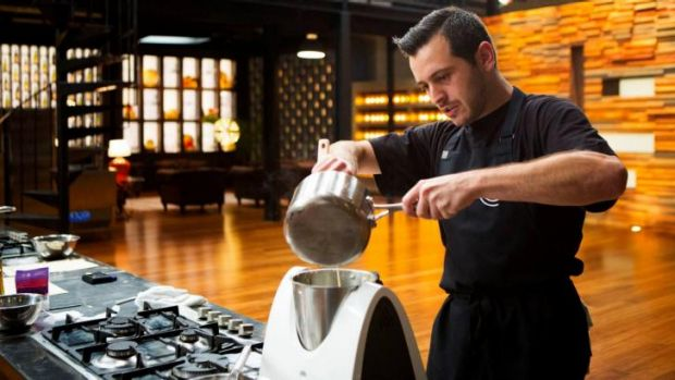 Can Jamie's Thermomixing stand up to this test?