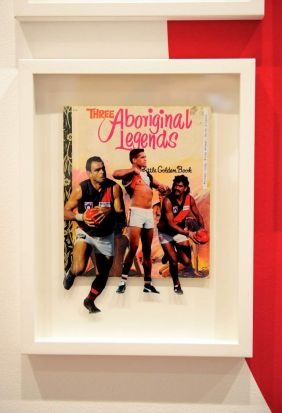 Indigenous artist Tony Albert has won the $100,000 Basil Sellers Art Prize for his work titled 'Once Upon a Time'. The ...