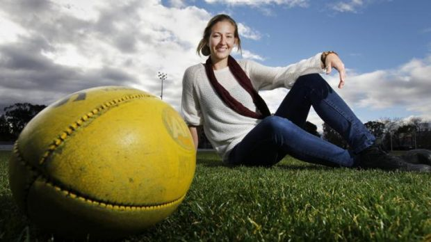 Grace Gill is likely to miss the end of the local Australian football competition because of the earlier W-League start.